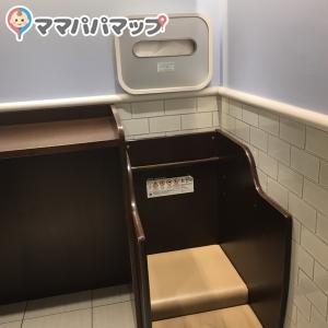 伊勢丹新宿店 6階ベビー休憩所(6階)の授乳室・オムツ替え台情報 画像16