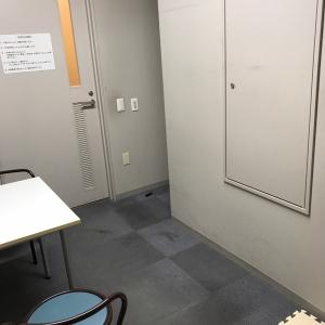 お部屋は広々です。