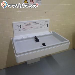 下曽根駅(改札内)のオムツ替え台情報 画像1