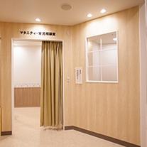 グランツリー武蔵小杉(4F)の授乳室・オムツ替え台情報 画像5