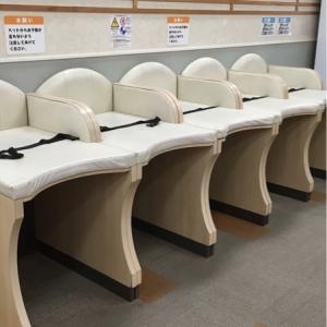 イオン鎌ヶ谷店(2F)の授乳室・オムツ替え台情報 画像8