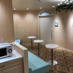 モレラ岐阜(1F)の授乳室・オムツ替え台情報 画像4