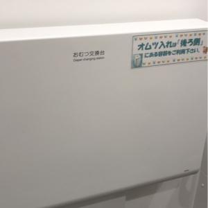 BMW Group Tokyo Bay(1F)の授乳室・オムツ替え台情報 画像10
