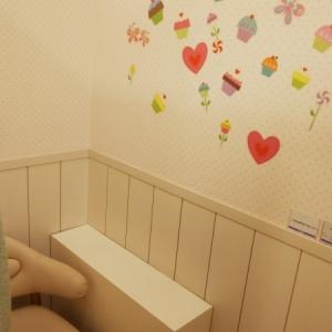 授乳室です