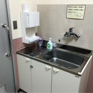 バースデイ 長浜FM店(1F)の授乳室・オムツ替え台情報 画像4