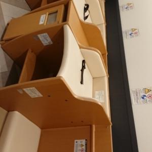 ル・トロワ(7階)の授乳室・オムツ替え台情報 画像4