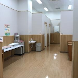 アピタ稲沢東店(2F)の授乳室・オムツ替え台情報 画像2