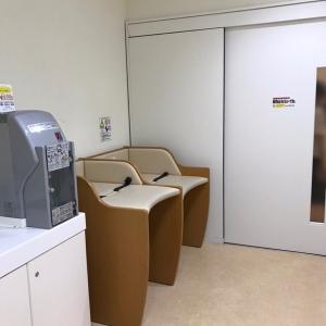 羽田空港国際線ターミナル(2F)の授乳室・オムツ替え台情報 画像2