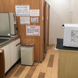 テラスモール湘南(4階)の授乳室・オムツ替え台情報 画像5