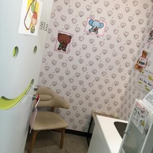 小谷SA (下り)の授乳室・オムツ替え台情報 画像2