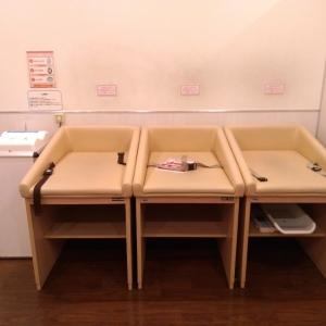 イオンモール鈴鹿(2F)の授乳室・オムツ替え台情報 画像2