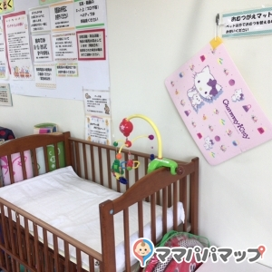 板橋区役所 児童館向原(3F)の授乳室・オムツ替え台情報 画像2