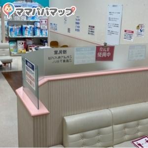 イオン酒田南店(2階 赤ちゃん休憩室)の授乳室・オムツ替え台情報 画像3