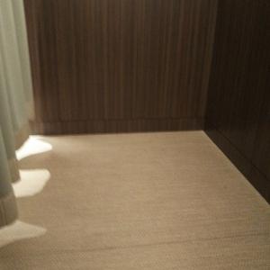 授乳室の個室。