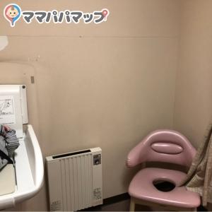 2階の食堂や歯医者の奥にあるスペース