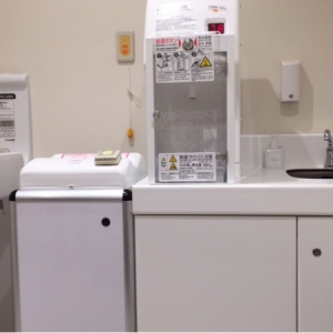 京都バル(BAL)(2F)の授乳室・オムツ替え台情報 画像2