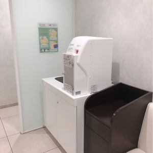 東急プラザ銀座(4F)の授乳室・オムツ替え台情報 画像11