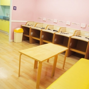ユニバーサル・スタジオ・ジャパン(1F)の授乳室・オムツ替え台情報 画像4