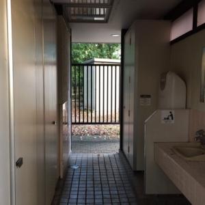綱島公園のオムツ替え台情報 画像1