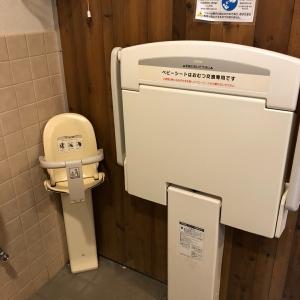 せとうち茶屋大三島のオムツ替え台情報 画像2