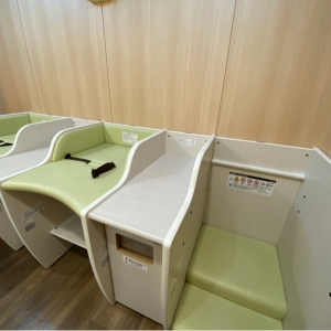 大阪国際空港 中央ターミナル(3F)の授乳室・オムツ替え台情報 画像2