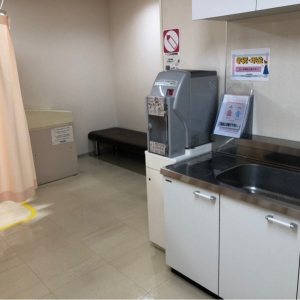 ニトリモール東大阪(2F)の授乳室・オムツ替え台情報 画像2