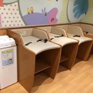 イオンモール鶴見緑地(3F)の授乳室・オムツ替え台情報 画像5