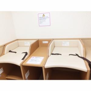 イオン日永店(2F)の授乳室・オムツ替え台情報 画像5