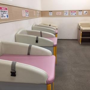 イオン市川妙典店(3階 赤ちゃん休憩室)の授乳室・オムツ替え台情報 画像9