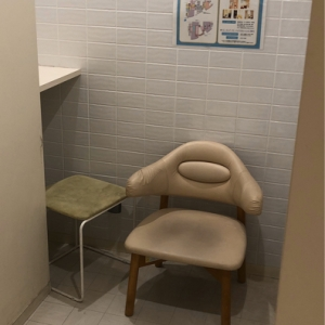 有楽町 ルミネ2(4階)の授乳室・オムツ替え台情報 画像6