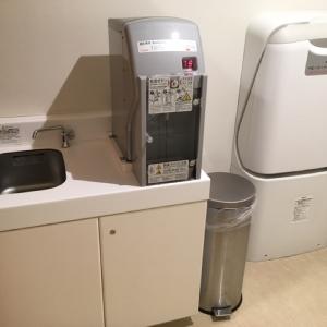 ViNAWALK(ビナフロント4F)(ビナウォーク)の授乳室・オムツ替え台情報 画像2