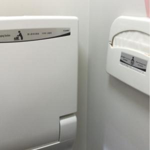 高松空港(国内線旅客ターミナルビル 2階)の授乳室・オムツ替え台情報 画像6