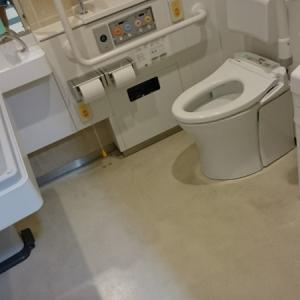 横浜スカイビル(9F)のオムツ替え台情報 画像2