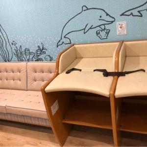 スナモ南砂町ショッピングセンター(2F)の授乳室・オムツ替え台情報 画像9