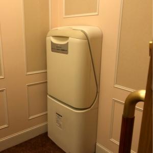 帝国ホテル東京(本館2F 宴会場婦人用化粧室隣)の授乳室・オムツ替え台情報 画像9