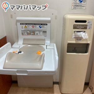 ホームズ仙川店(2F)の授乳室・オムツ替え台情報 画像1