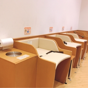 赤ちゃん本舗 アリオ橋本店(2F)の授乳室・オムツ替え台情報 画像9