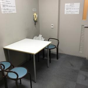 目黒区立八雲中央図書館(1F)の授乳室・オムツ替え台情報 画像4