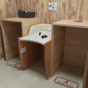 ゆめタウン・サンピアン(3F)の授乳室・オムツ替え台情報 画像5