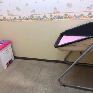 MEGAドン・キホーテ室蘭中島店(3F)の授乳室・オムツ替え台情報 画像1