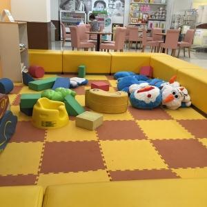 イオンショッパーズ福岡店(3F)の授乳室・オムツ替え台情報 画像9