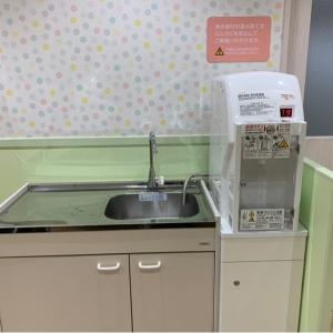 ゆめタウン高松東館(2F)の授乳室・オムツ替え台情報 画像3