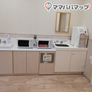 ODAKYU 湘南 GATE(7F)の授乳室・オムツ替え台情報 画像1