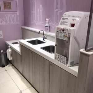 サンシャインシティ(アルパ2F (ギャップ・キッズ隣り))の授乳室・オムツ替え台情報 画像4