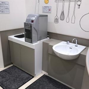イオンモール和歌山(1F)の授乳室・オムツ替え台情報 画像2