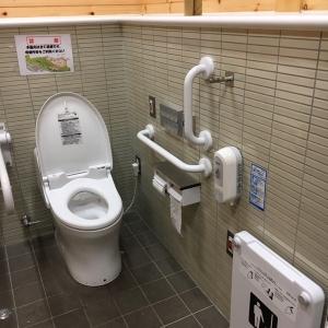 偕楽園桜山第三駐車場(1F)のオムツ替え台情報 画像1