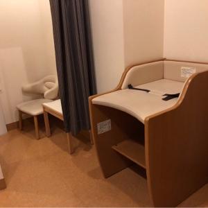 横浜ベイシェラトン(6階)の授乳室・オムツ替え台情報 画像3