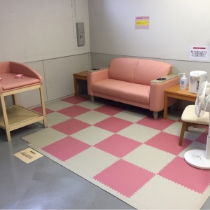 北沢タウンホール(3F)の授乳室・オムツ替え台情報 画像20