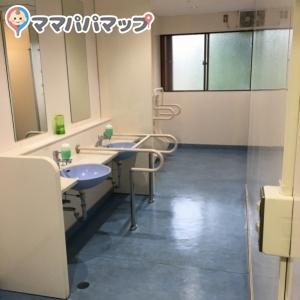 男性用のトイレです。