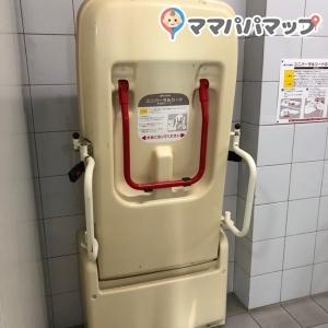 高松港高速船乗り場のオムツ替え台情報 画像2